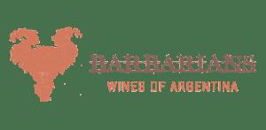 """Divergente Wine productores de vino - Logo de integrante """"Barbarians"""""""